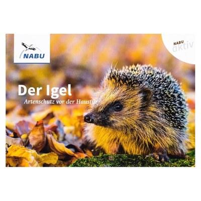 Igel NABU-Broschüre